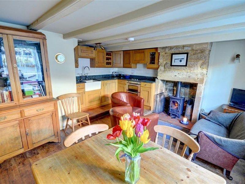 Storm Cottage - Two Bedroom House, Sleeps 5, location de vacances à Ravenscar