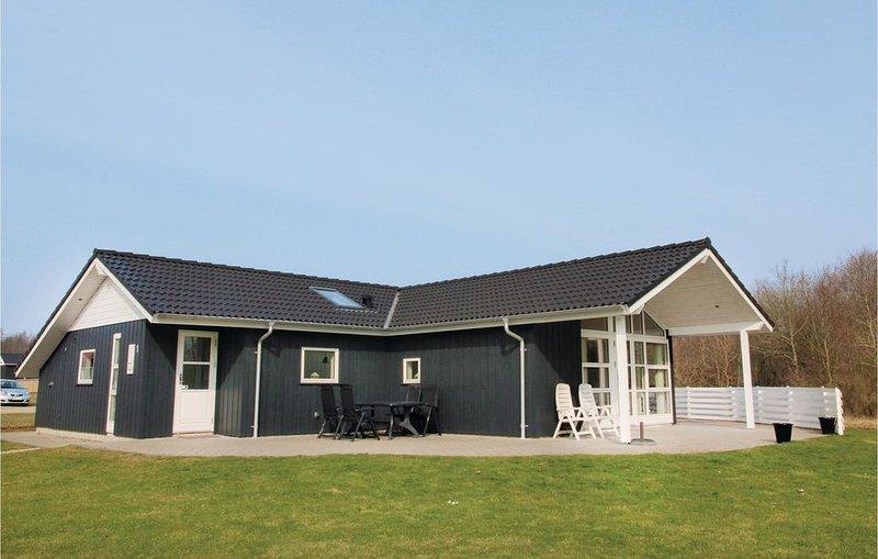 4 Zimmer Unterkunft in Toftlund, casa vacanza a Loegumkloster