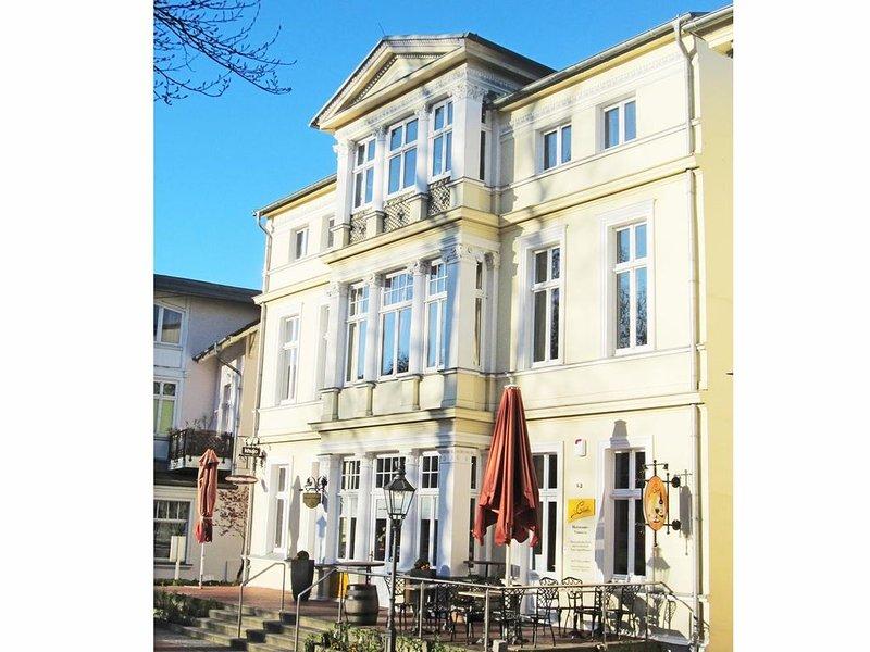 Appartement Regina 2, Ferienwohnung in Seebad Heringsdorf