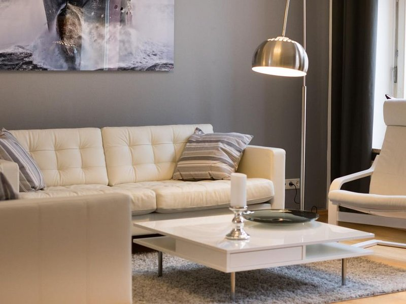 NR 33 - Große Traumwohnung direkt am Seedeich für bis zu 6 Personen – semesterbostad i Cuxhaven