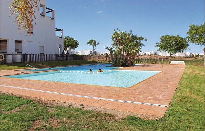 2 Zimmer Unterkunft in Roldan, holiday rental in Balsicas