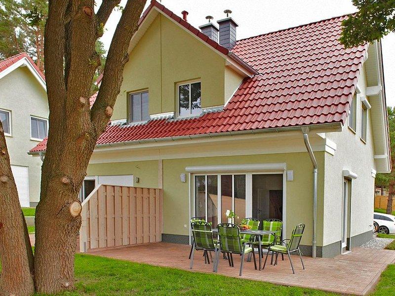 Doppelhaushälfte Anemone, holiday rental in Katschow