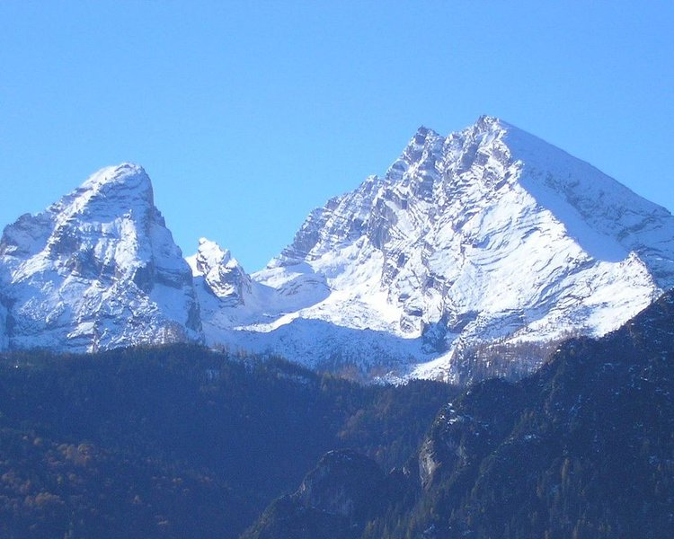 Ferienwohung Watzmann Saga, für 1-4 Personen, location de vacances à Berchtesgaden