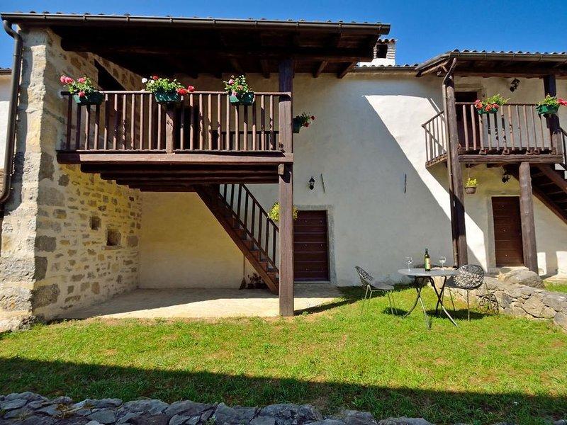 Ferienhaus Buzet für 1 - 4 Personen - Ferienhaus, holiday rental in Kras
