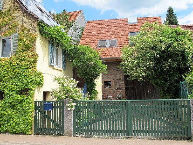 Ferienhaus für 2 Gäste mit 75m² in Bessenbach (113250), holiday rental in Obernburg