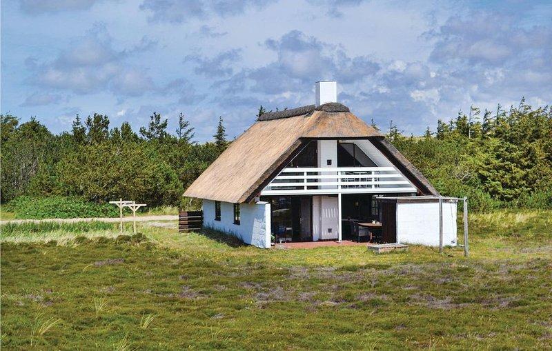 3 Zimmer Unterkunft in Hvide Sande, alquiler vacacional en Skodbjerge