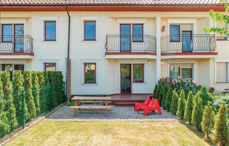 5 Zimmer Unterkunft in Mielno, location de vacances à Osieki