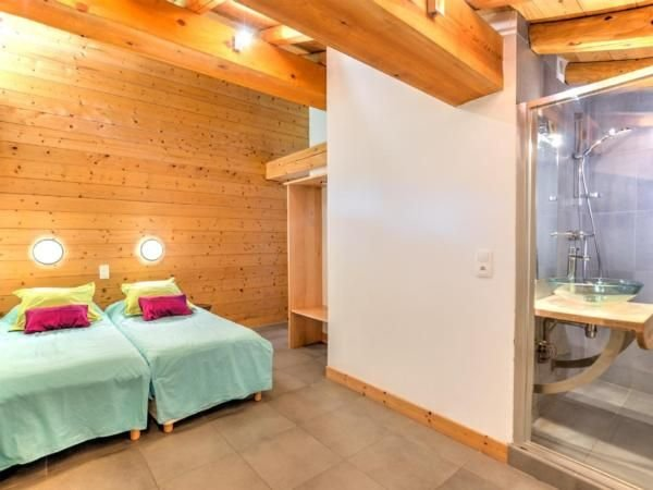 Ferienhaus Les Arcs für 14 - 16 Personen mit 6 Schlafzimmern - Ferienhaus, holiday rental in Les Arcs