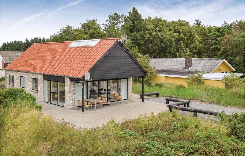 3 Zimmer Unterkunft in Blåvand, aluguéis de temporada em Blaavand