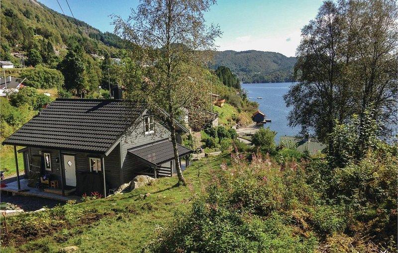 2 Zimmer Unterkunft in Seim, holiday rental in Eikangervag