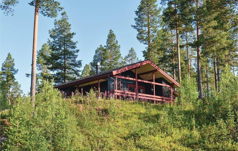 3 Zimmer Unterkunft in Lofsdalen – semesterbostad i Jämtland and Härjedalen