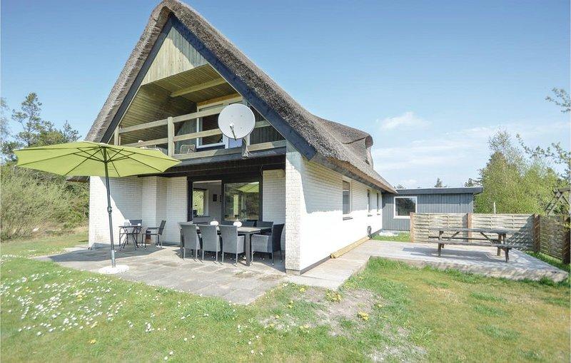 4 Zimmer Unterkunft in Rømø, holiday rental in Toender
