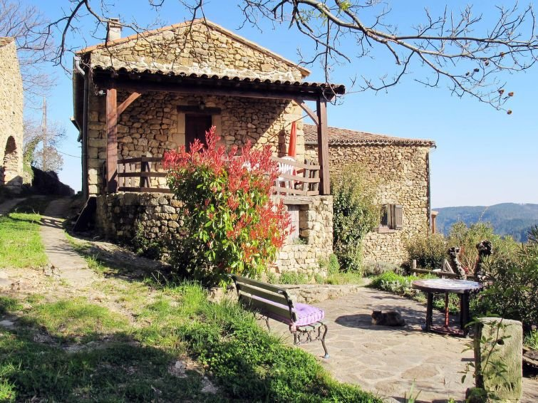 Vacation home in Joannas, Ardèche - 6 persons, 2 bedrooms, vacation rental in Rocles