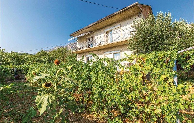 3 Zimmer Unterkunft in Bribir, holiday rental in Bribir