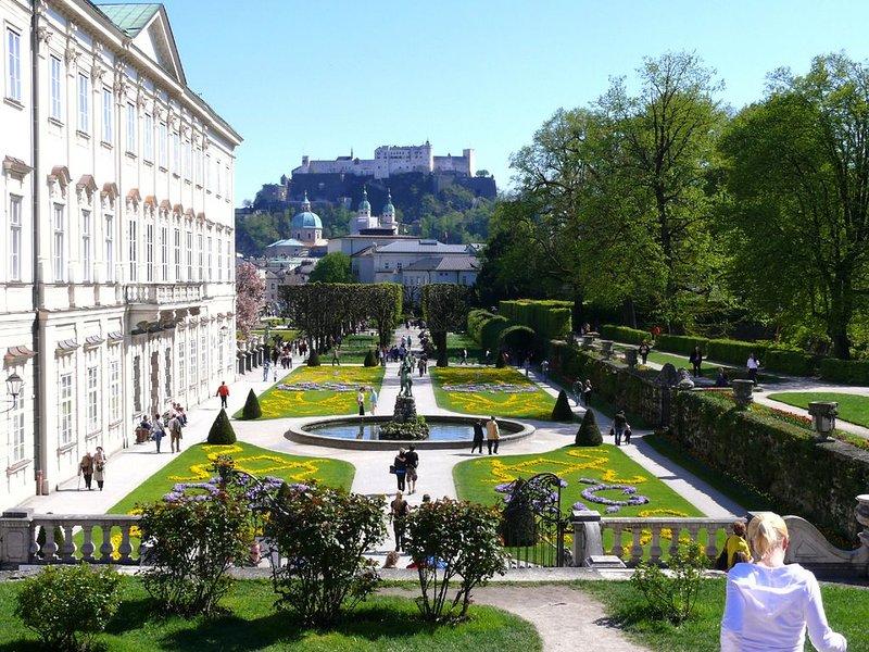 Ferienwohnung Salzburg für 1-4 Personen, holiday rental in Sankt Koloman