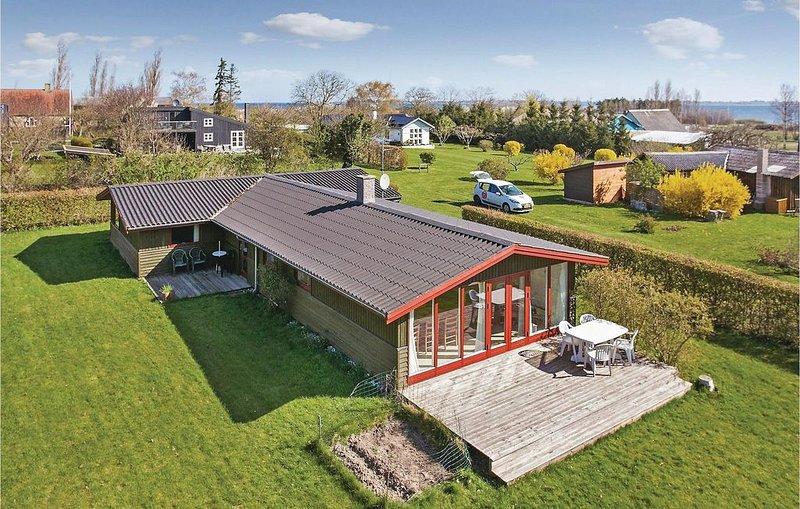 3 Zimmer Unterkunft in Fejø, alquiler vacacional en Torrig