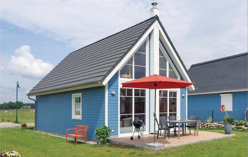 2 Zimmer Unterkunft in Zerpenschleuse, holiday rental in Wessendorf