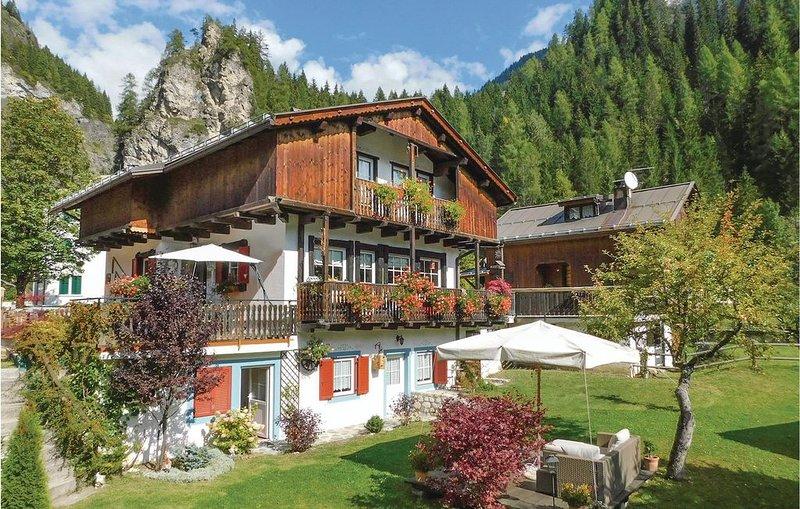 2 Zimmer Unterkunft in Rocca Pietore (BL) – semesterbostad i Colle Santa Lucia