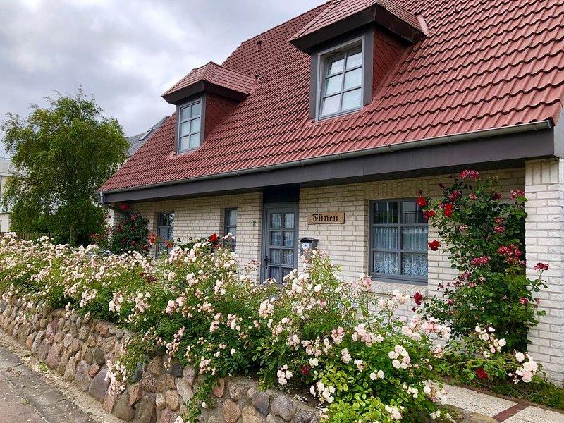 Ferienwohnung/App. für 6 Gäste mit 65m² in Wyk auf Föhr (51459), holiday rental in Pellworm