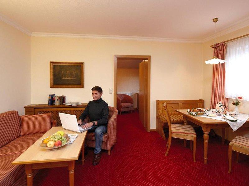 2-Zimmer-Appartement Kategorie 2 | App. für 2-3 Personen (52qm), holiday rental in Bad Fussing