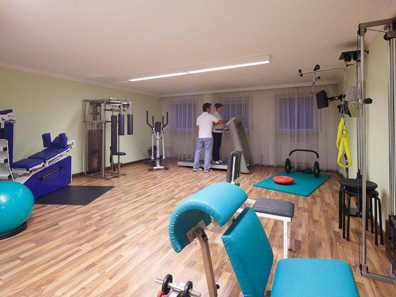 Apartment house Absmeier (Bad Füssing) -Fitness room