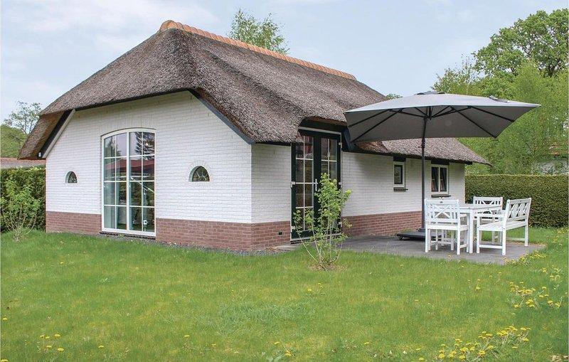 3 Zimmer Unterkunft in Ermelo, holiday rental in Ermelo