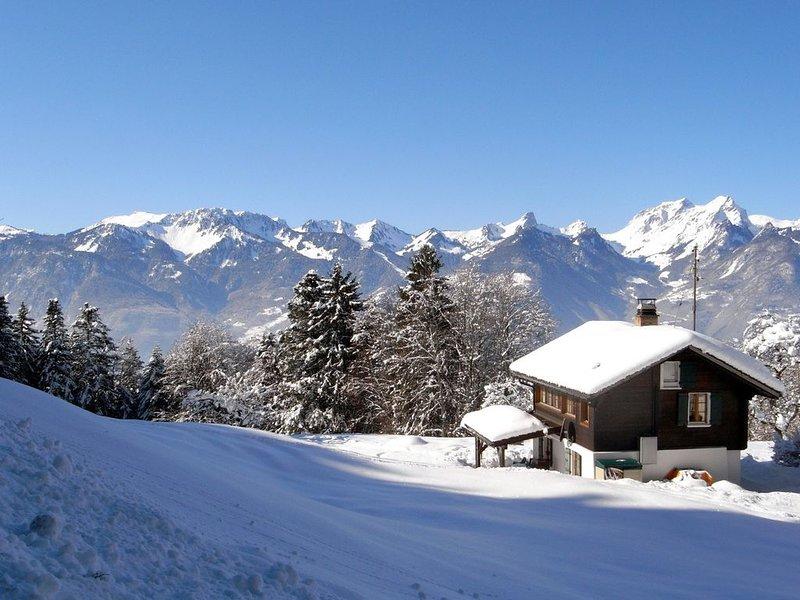 Ferienhaus für 4 Gäste mit 70m² in Corbeyrier (95319), holiday rental in Caux