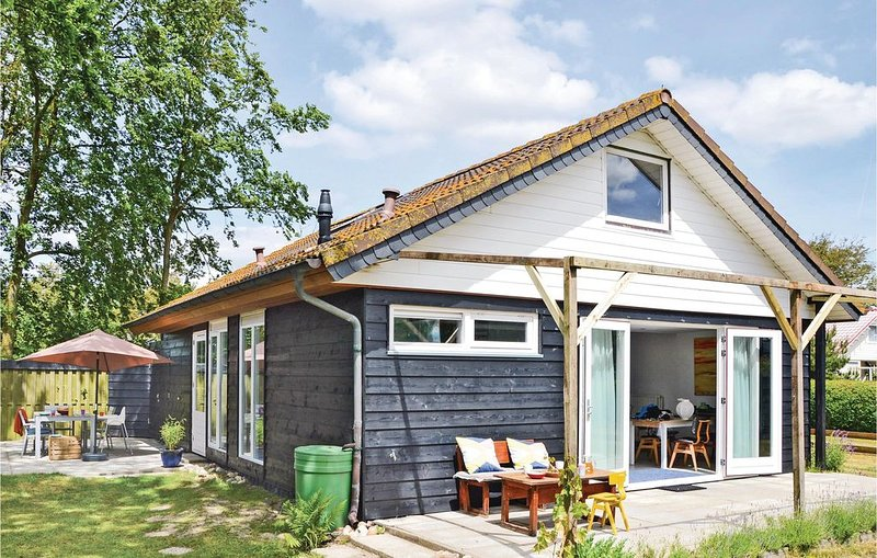 2 Zimmer Unterkunft in Julianadorp, aluguéis de temporada em Breezand