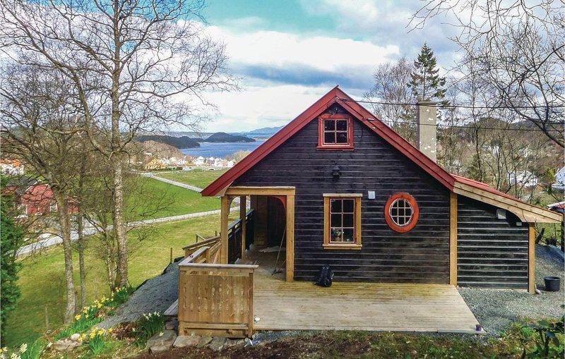 2 Zimmer Unterkunft in Førde i Hordaland, vacation rental in Rogaland