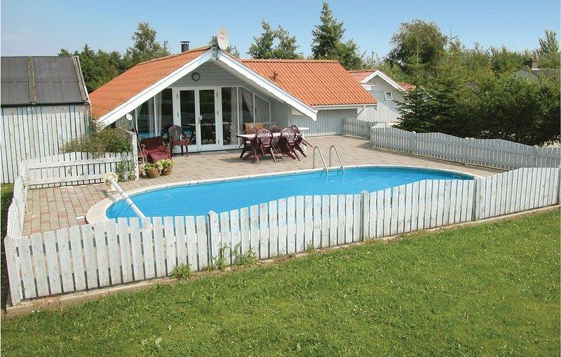4 Zimmer Unterkunft in Hemmet, vacation rental in Henne