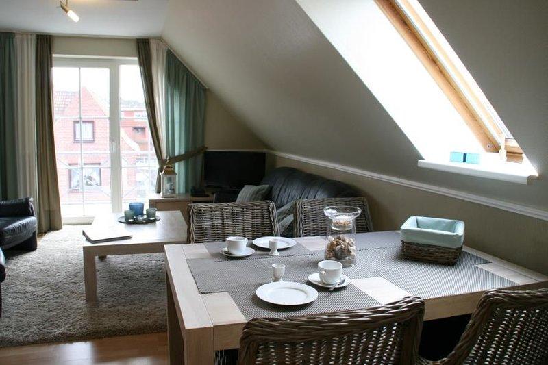 Fewo 10 Haus Bellevue Laboe, vacation rental in Laboe