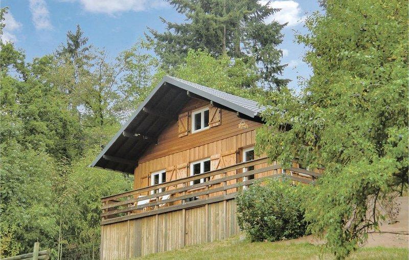 3 Zimmer Unterkunft in Vianden, holiday rental in Luxembourg