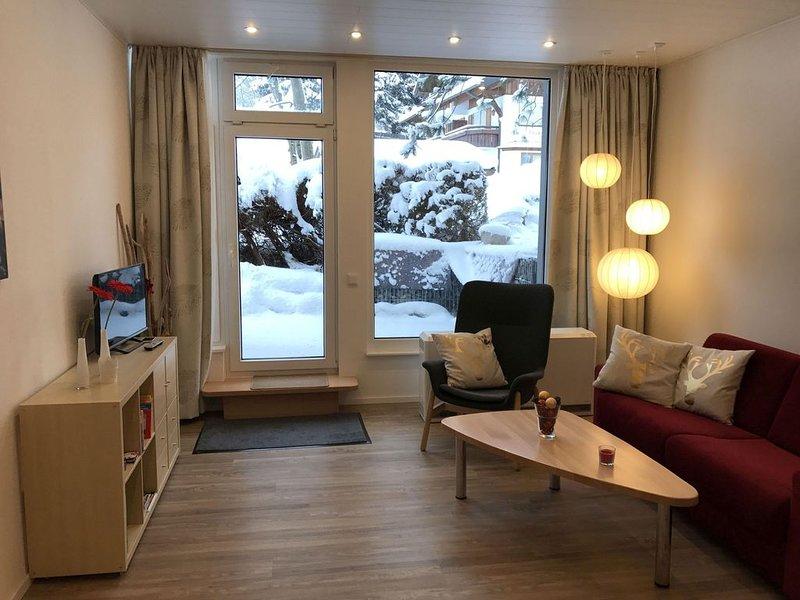 Sport Alpin Wohnung 5, vacation rental in Oberstdorf
