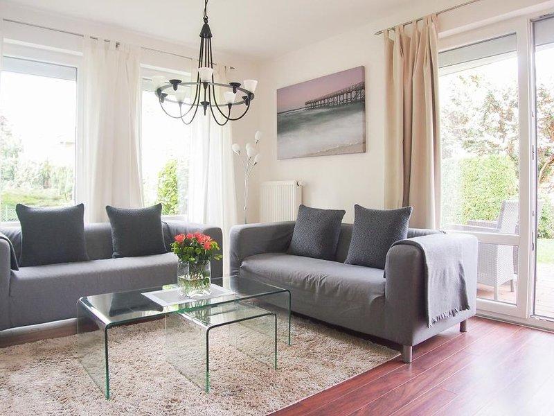 Ferienwohnung Haus Sonnenschein Wohnung 2, holiday rental in Bad Schwartau