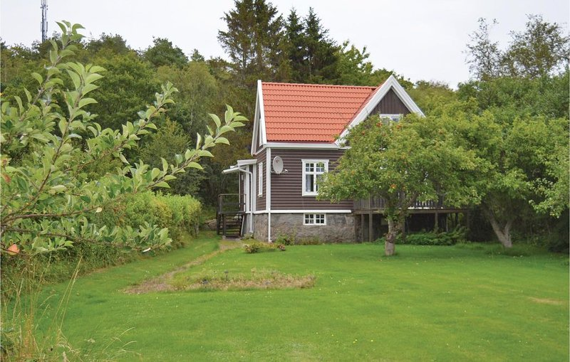 2 Zimmer Unterkunft in Särö – semesterbostad i Västra Frölunda