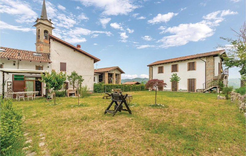 2 Zimmer Unterkunft in Montemarzino (AL), holiday rental in Cantalupo Ligure