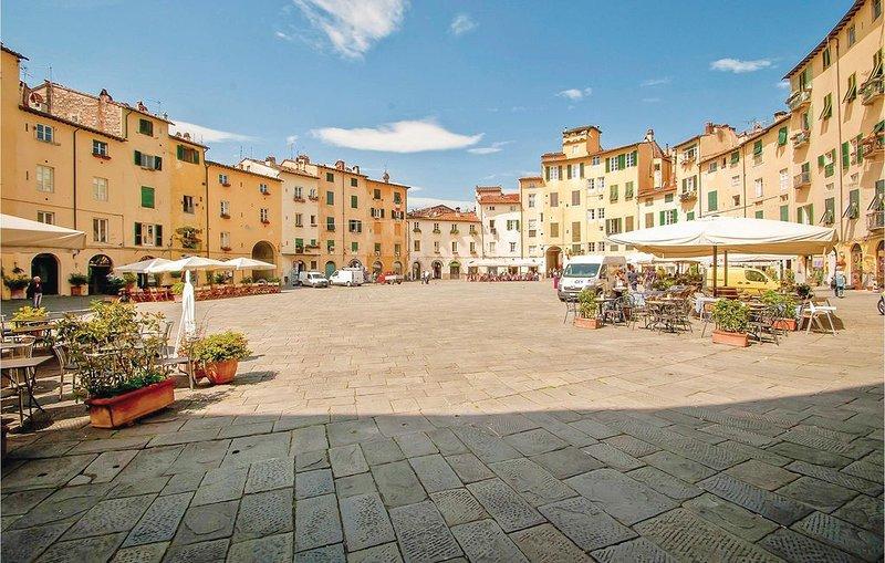 1 Zimmer Unterkunft in Lucca -LU-, aluguéis de temporada em Monte San Quirico