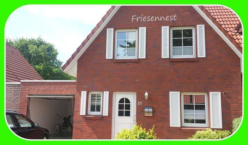 Ferienhaus Norden für 1 - 4 Personen - Ferienhaus, vacation rental in Lutetsburg