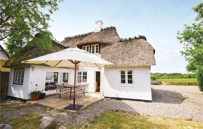 2 Zimmer Unterkunft in Gråsten, vacation rental in Egernsund