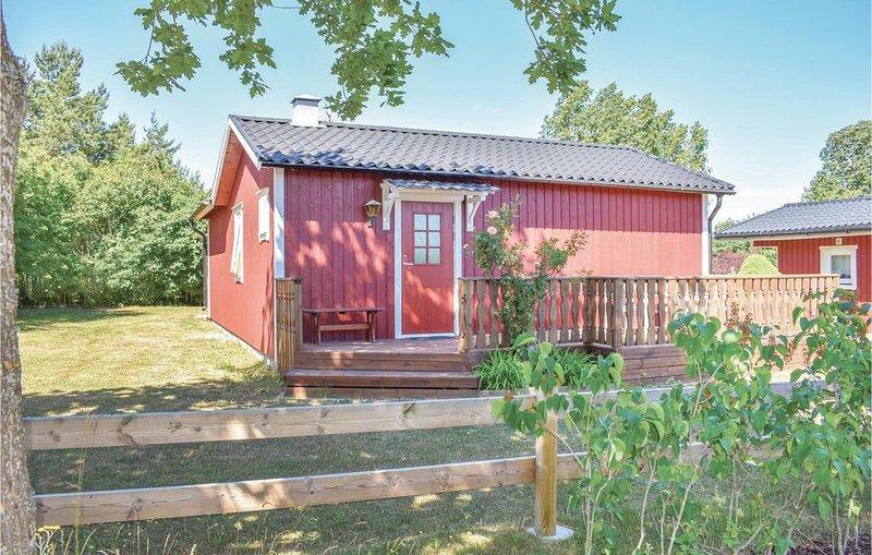 2 Zimmer Unterkunft in Köpingsvik, aluguéis de temporada em Monsteras