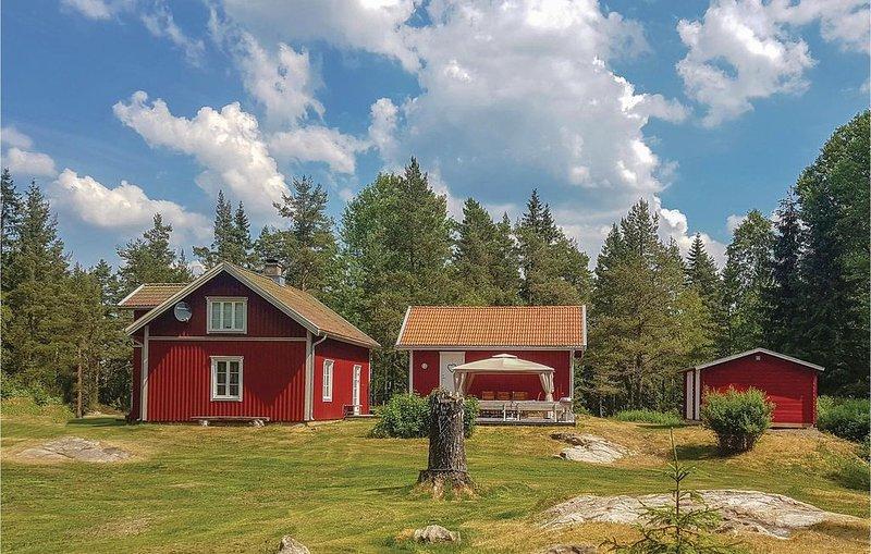 4 Zimmer Unterkunft in Bengtsfors, location de vacances à Edsleskog