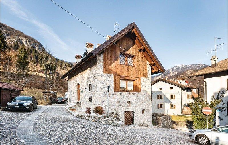 2 Zimmer Unterkunft in Raveo UD, location de vacances à Ravascletto