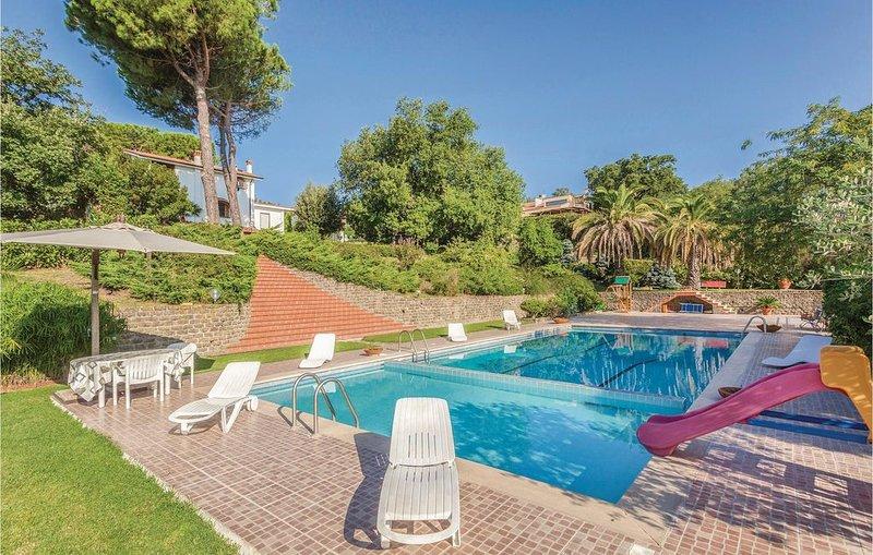 5 Zimmer Unterkunft in Trevignano Romano RM, vacation rental in Monterosi