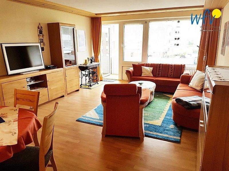 Komfortable Ferienwohnung mit sonnigem Balkon - ideal für Ihren Familienurlaub a, location de vacances à Borkum