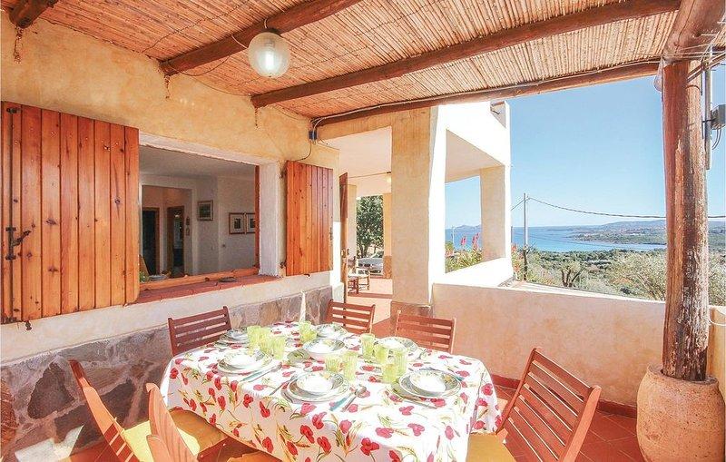2 Zimmer Unterkunft in Olbia, holiday rental in Murta Maria