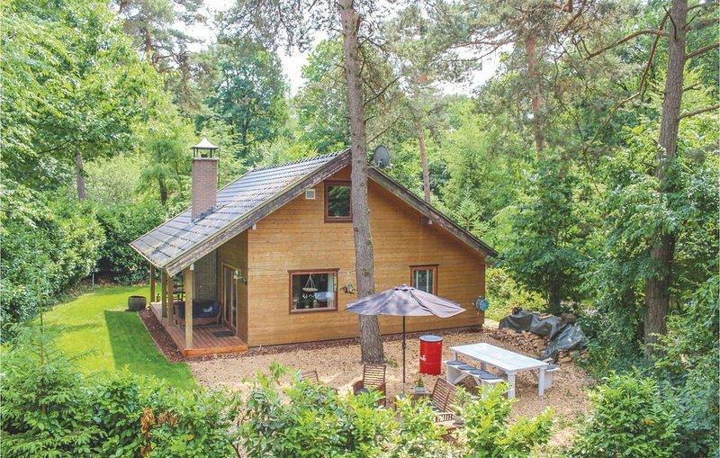 3 Zimmer Unterkunft in Emst, vacation rental in Emst