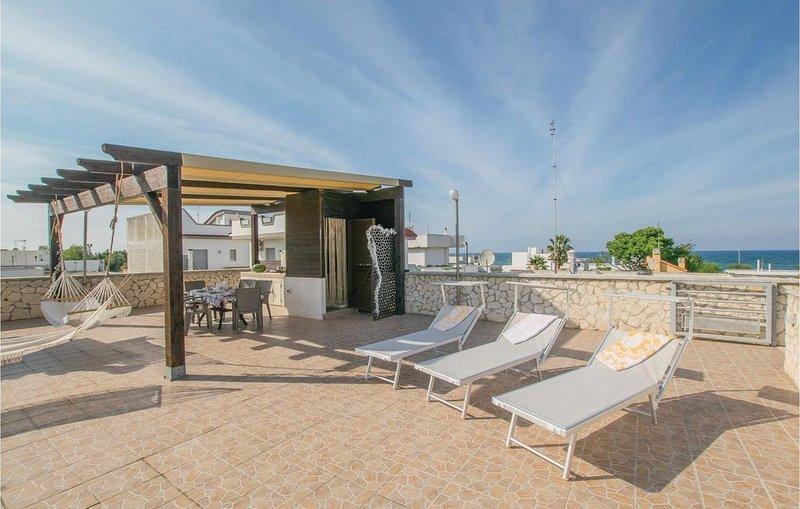 3 Zimmer Unterkunft in Bari, location de vacances à Rutigliano