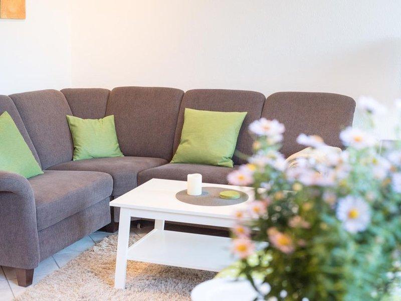 HS28/7 - Gemütliche Ferienwohnung in Strandnähe für 4 Personen – semesterbostad i Cuxhaven