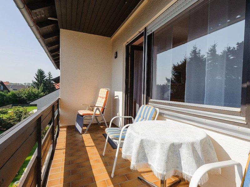 Moderenes 2-Zimmerappartement in ruhiger Lage, viele Freizeitangebote, holiday rental in Bad Fussing