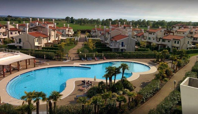 Ferienwohnung - 8 Personen*, 100m² Wohnfläche, 3 Schlafzimmer, Internet/WIFI, vakantiewoning in Porto Santa Margherita